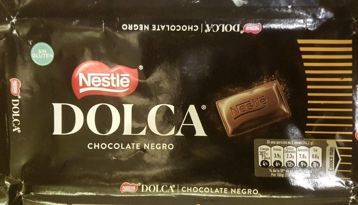 Dolca chocolate negro - Producte - es