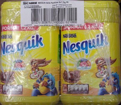 Nesquik - Product - fr