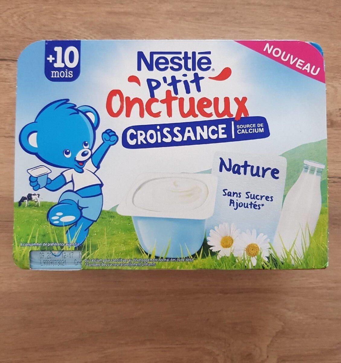 Nestlé p'tit onctueux - Product
