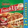 BUITONI FRAICH'UP Pizza Surgelée Bolognaise 1800g / 2+1 offerte - Produit