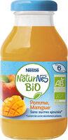 NATURNES BIO boisson pomme mangue - Prodotto - fr