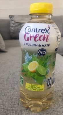 Contrex green - Product - fr