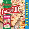 BUITONI FRAICH'UP Pizza Surgelée Royale 1800g 2+1 offerte - Produto