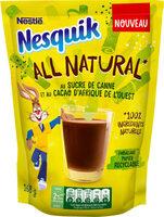 Nesquik all natural - Produit - fr