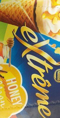 extrême honte mon vanille et miel - Produit