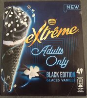 Adults only black edition - Product