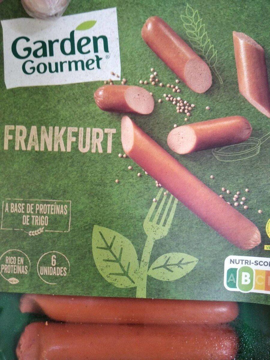 Salchichas Frankfurt vegetales - Product - es