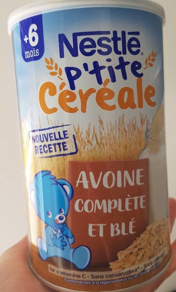 P'tite Céréale - Avoine Complète et Blé - Prodotto - fr