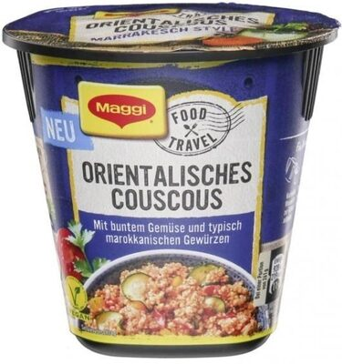 Orientalisches couscous - Produkt - de