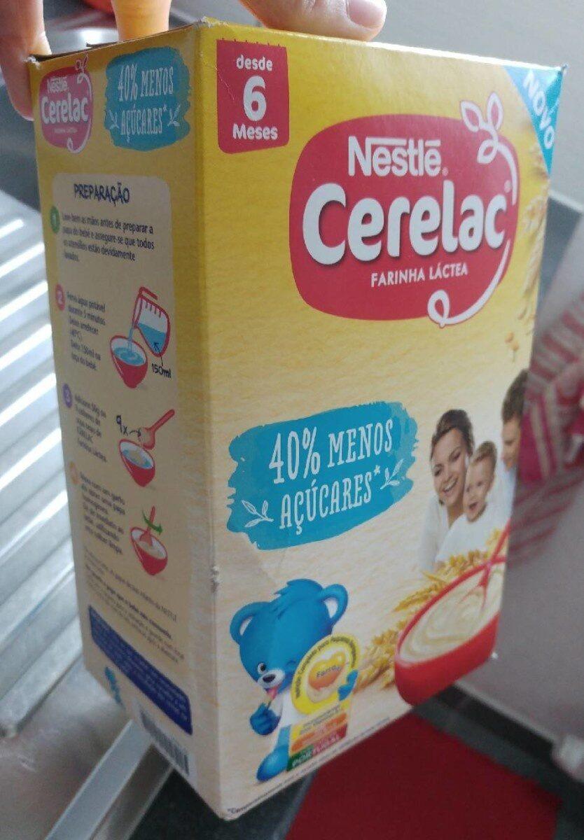 Cerelac 40% de sucres en moins - Produto - fr