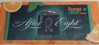 After Eight Orange & Mint Flavour - Produit - es