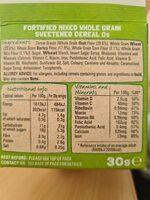 Multigrain cheerios - Ingredients - en