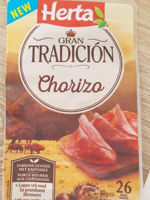 Gran tradicion chorizo - Product - fr