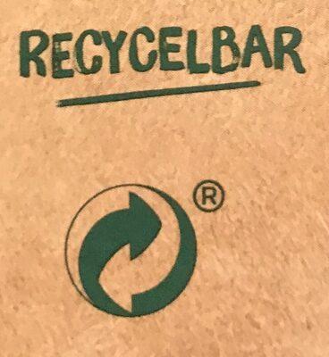 Vegan burger - Instruction de recyclage et/ou informations d'emballage - cs
