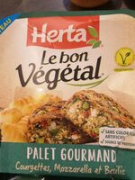 Palet gourmand - Product - fr