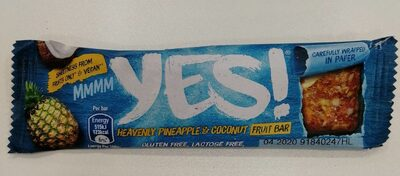YES Heavenly pineapple & coconut - Producto