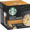 STARBUCKS caramel macchiato compatible NDG - Produit