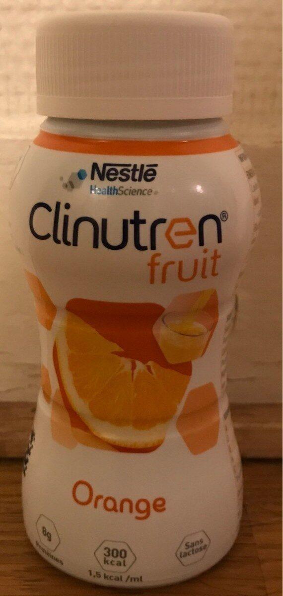 Clinutren Fruit - Product - fr