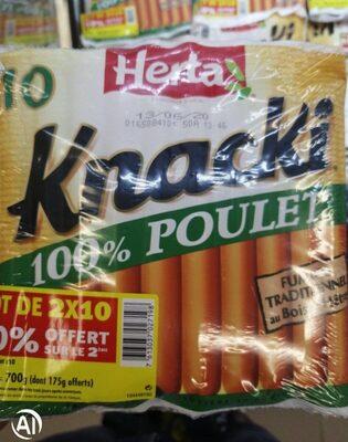 Knacki - Product - fr