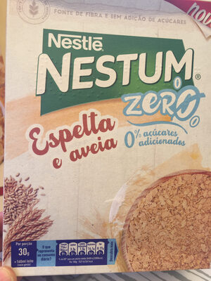 Nestum zero. Espelta y avena - Product - pt