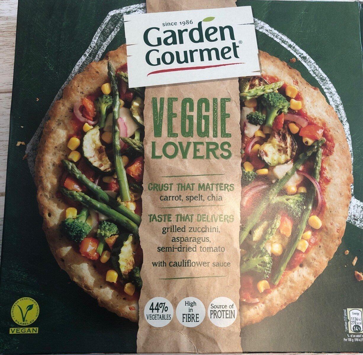 Veggie Lovers - Produkt - fr