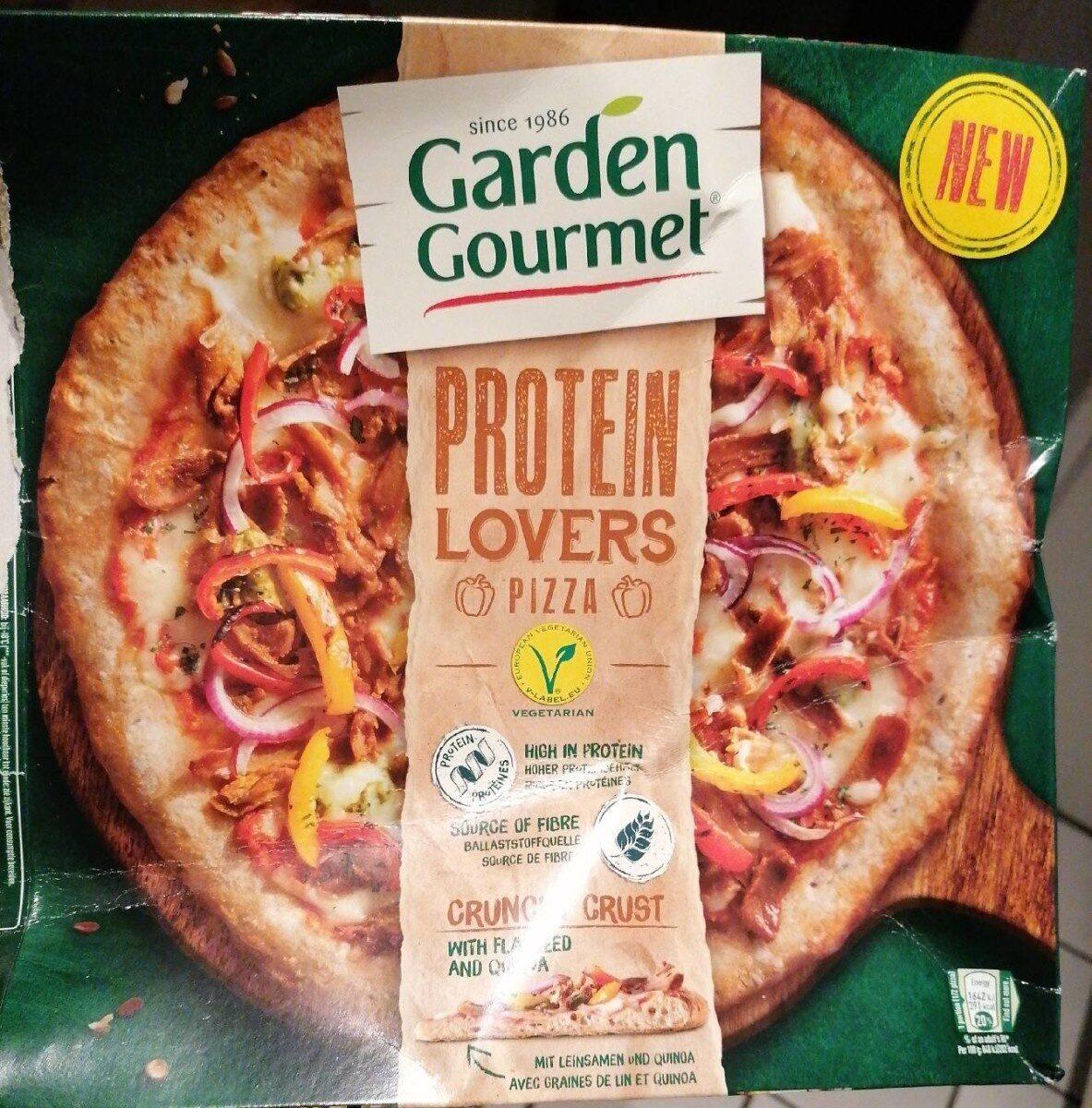 Protein Lovers Pizza - Produit - de