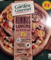 Hummus lovers pizza - Produkt - de