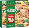 BUITONI LA GRANDIOSA Pizza Régina - Produit