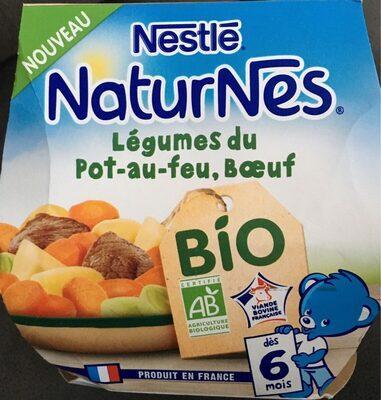 Naturnes legumes - Product - fr