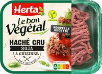 LE BON VEGETAL Haché Cru Soja à Cuisiner - Prodotto - fr
