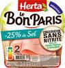 Le Bon Paris Sans Nitrite -25% de sel - Prodotto