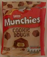 Munchies Cookie Dough - Product - en