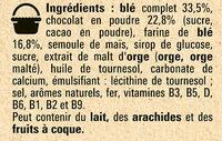NESTLE CHOCAPIC Céréales 645g PRIX CHOC - Ingredienti - fr