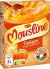 MOUSLINE Purée Céréales et Potiron 2x65g - Prodotto