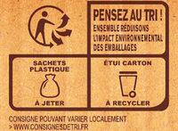 Purée Potiron & Pomme de terre - Instruction de recyclage et/ou informations d'emballage - fr