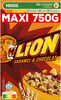 NESTLE LION Chocolat & Caramel Céréales - Produto