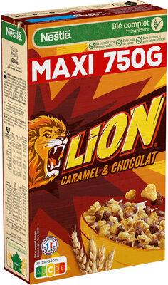 NESTLE LION Chocolat & Caramel Céréales - Prodotto - fr