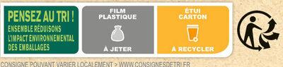 NESTLE LION Chocolat & Caramel Céréales - Istruzioni per il riciclaggio e/o informazioni sull'imballaggio - fr