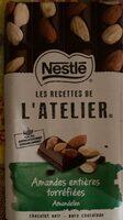 Amandes entières chocolat noir - Produit - fr