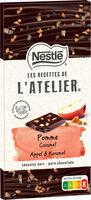 L'ATELIER chocolat noir pomme caramel - Prodotto - fr