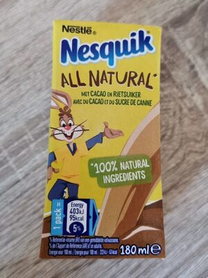 Boisson lactée au cacao - Product - fr