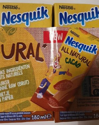 Nesquik All Natural Cacao - Product
