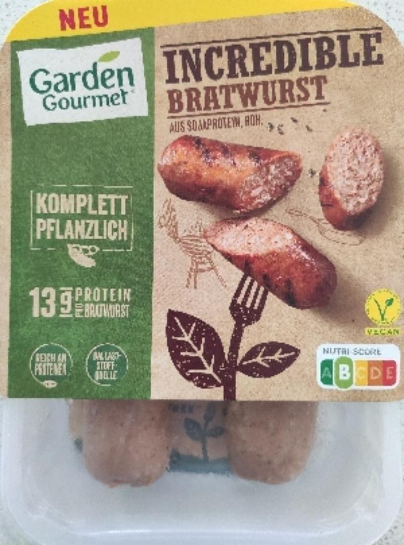 Incredible Bratwurst - Producto - es