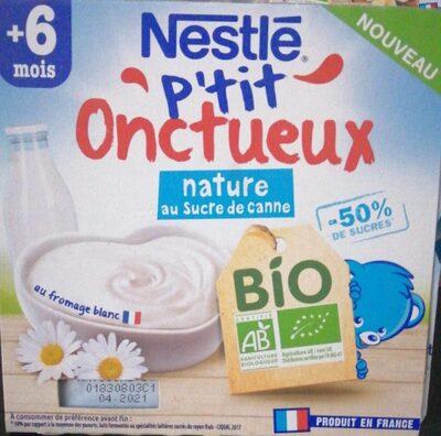 Petit onctueux nature - Prodotto - fr