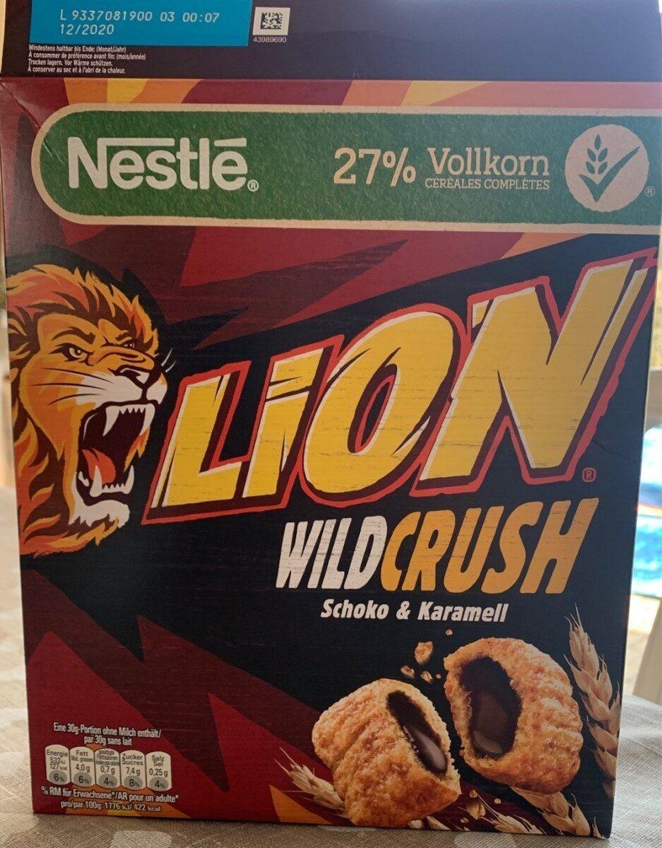 Lion wildcrush - Product - fr