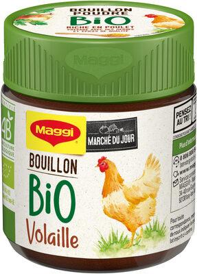 MAGGI Bouillon Poudre Volaille BIO - Product - fr