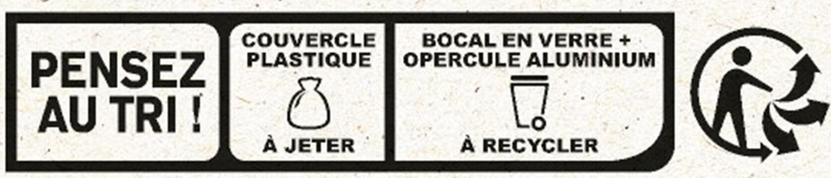 MAGGI Bouillon Poudre Volaille BIO - Recyclinginstructies en / of verpakkingsinformatie - fr