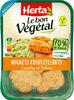 LE BON VEGETAL Nuggets Carottes Potiron - Produit