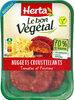 Nuggets croustillants Tomates et Poivrons - Produit