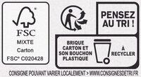 MAGGI Le Bouillon Liquide Légumes - Instruction de recyclage et/ou informations d'emballage - fr
